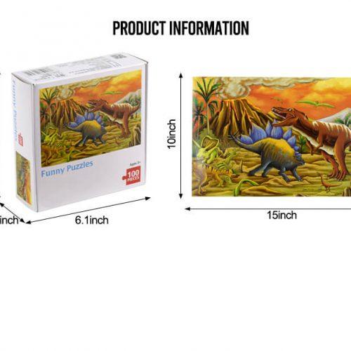 Dinosaurs Jigsaw Puzzle