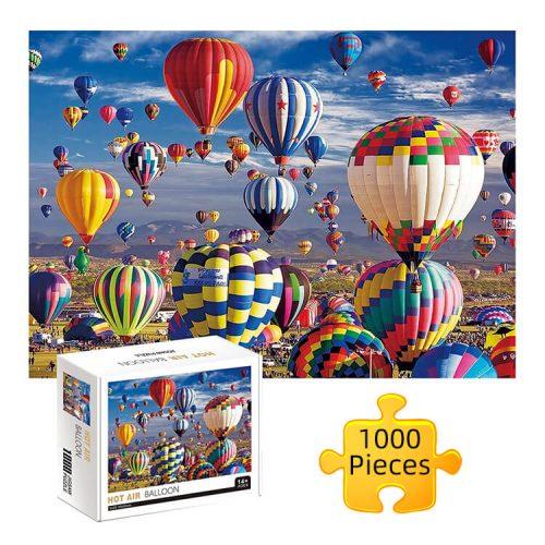 Hot balloon jigsaw Puzzle